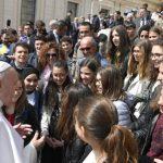 Papa Franjo: Spasenje se ne kupuje, ono je besplatan dar