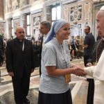 Papa: Trebamo postati živi znakovi Ljubavi koju naviještamo