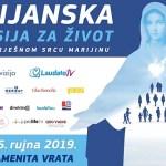 ZAPOČINJE JESENSKA KAMPANJA 40 DANA ZA ŽIVOT Dođite na 'Marijansku procesiju za život'
