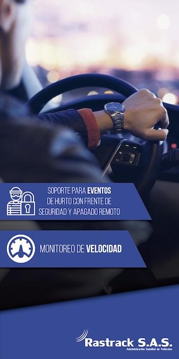 GPS para carros- Rastrack 700 alto