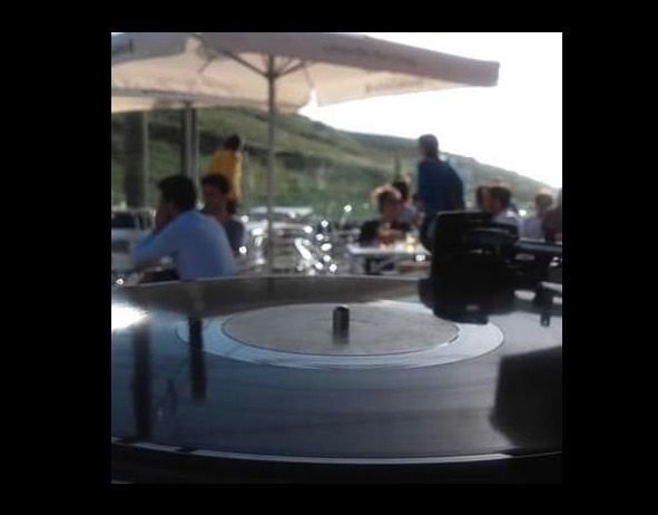O´Portiño dj set vinyl photo