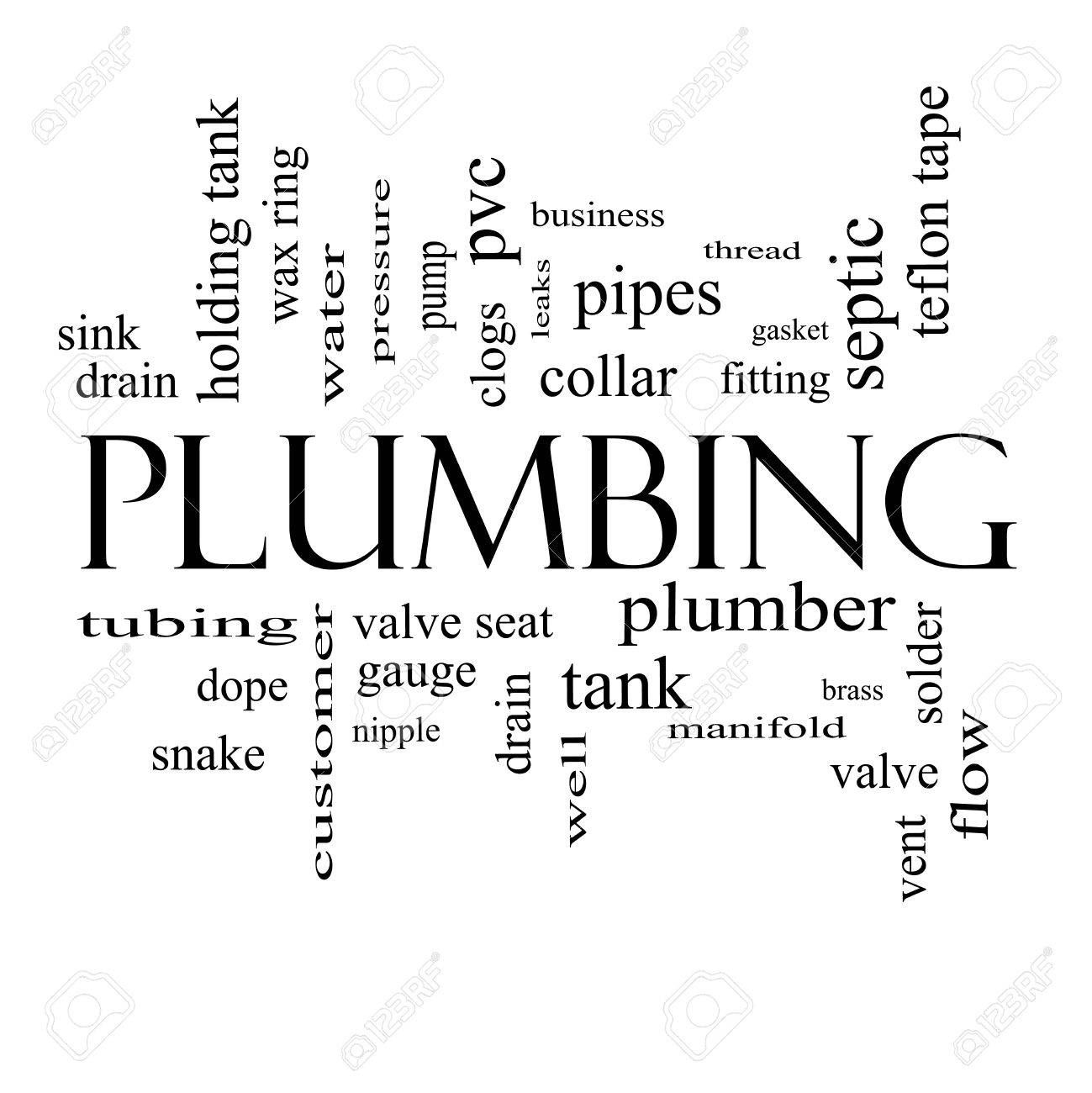 Plumbing Terms You Need To Know