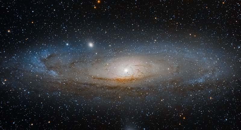 Sarmal Galaksiler Nasıl Döner?