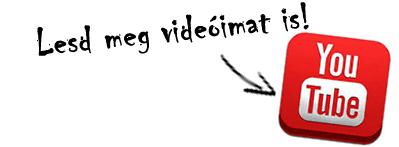Lesd meg videóimat is raszta készítés