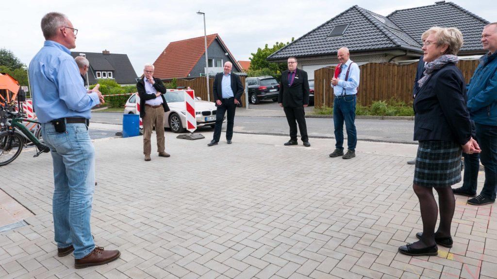 FDP besucht Freiwillige Feuerwehr Scheuen – Wir sind auf einem guten Weg!