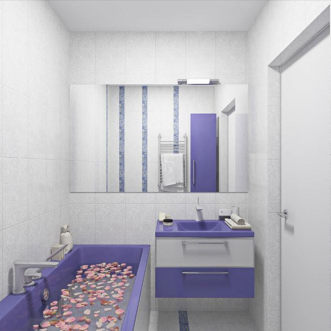 красивые ванные комнаты дизайн 3