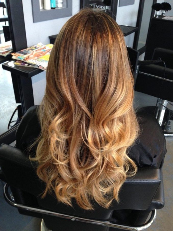 Hair Dyeing Trends in Autumn 13