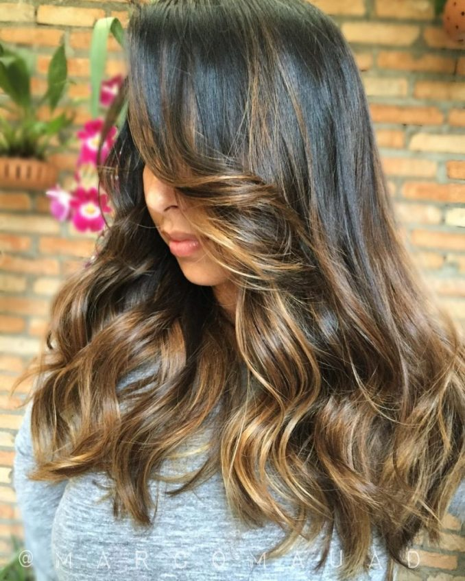 Hair Dyeing Trends in Autumn 17