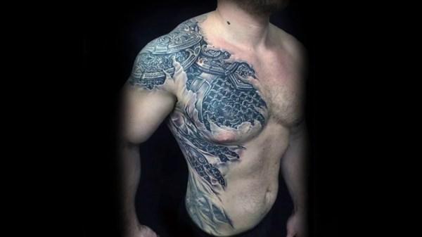 100 ЛУЧШИХ эскизов татуировок для мужчин: стильные идеи на ...