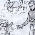 preview of an Erik and Oscar doodle