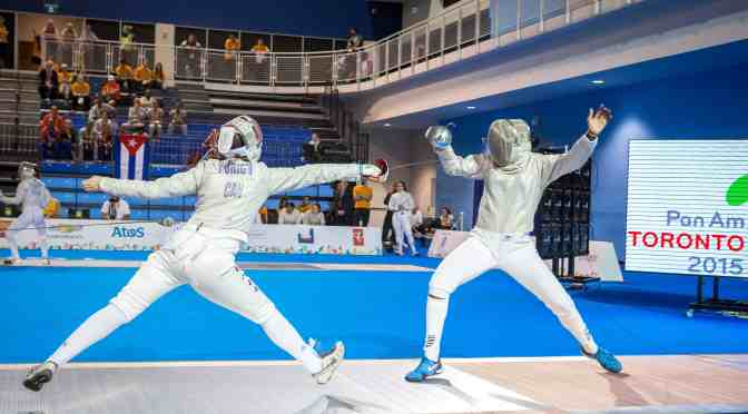 "<span class=""entry-title-primary"">Striving for the Olympic Games</span> <span class=""entry-subtitle"">Parkdale resident and sabre fencer proves that dedication pays off</span>"