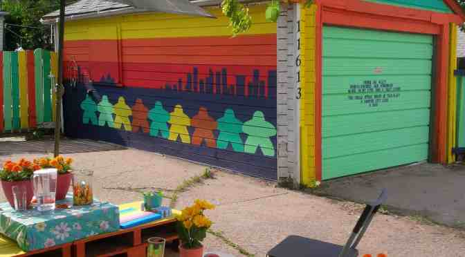 """<span class=""""entry-title-primary"""">Beautifying communities and alleys</span> <span class=""""entry-subtitle"""">People needed for local Animate the Avenue Alleys project</span>"""