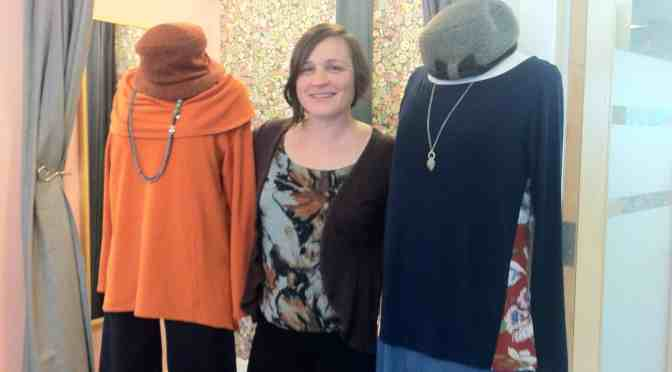 "<span class=""entry-title-primary"">Embracing the Sabrina Butterfly effect</span> <span class=""entry-subtitle"">Local designer opens new store in Montrose</span>"