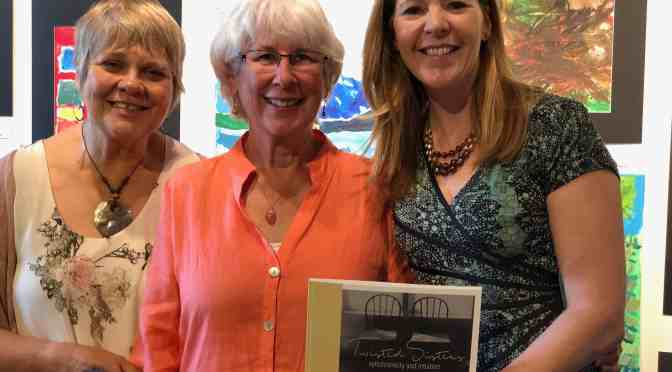 """<span class=""""entry-title-primary"""">Following the flow of words to a memoir</span> <span class=""""entry-subtitle"""">Local writer celebrates the release of her book</span>"""