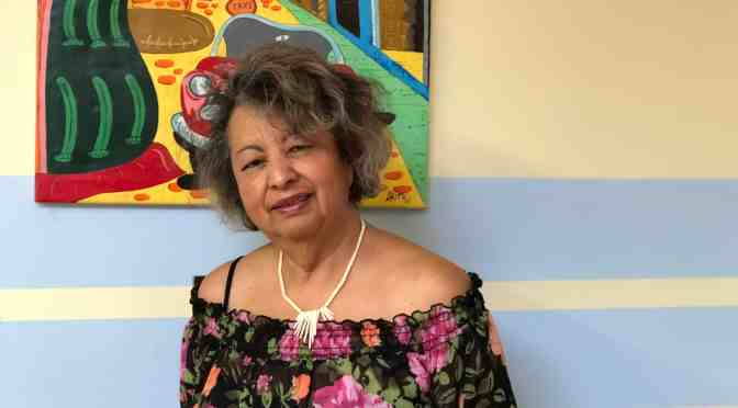 """<span class=""""entry-title-primary"""">Alberta Avenue has its own real-life heroine</span> <span class=""""entry-subtitle"""">Ana Alfaro has made a vocation of helping family and community</span>"""
