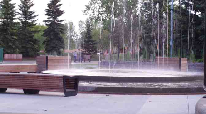 "<span class=""entry-title-primary"">Westwood unveils new spray deck and fountain</span> <span class=""entry-subtitle"">Everyone can access the league's newest water features</span>"