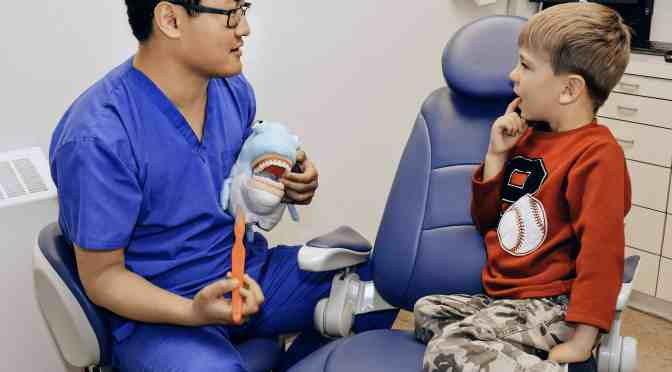 Preparing Your Child For Their First Dental Visit