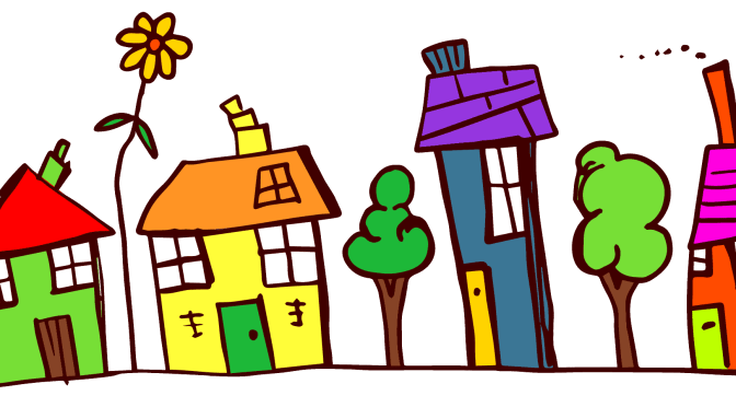 Finding shelter: one house, many possibilities