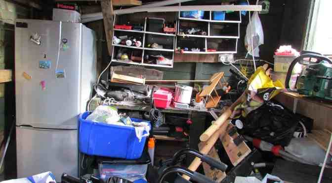 'Tis the season for cleaning and decluttering