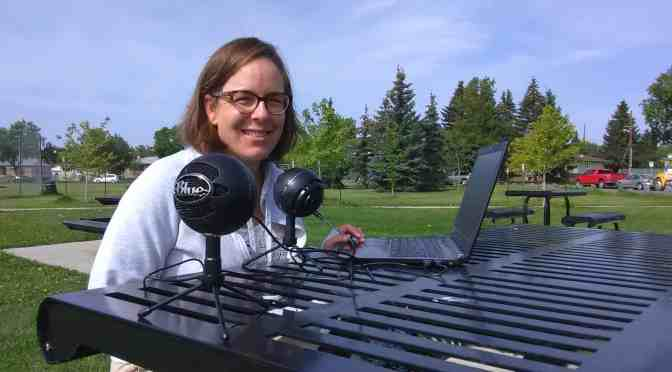Podcast aims to help new Edmontonians