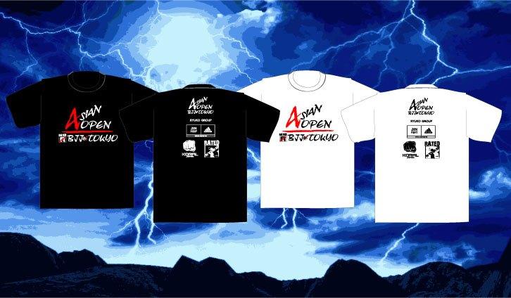Asian Open T-shirt