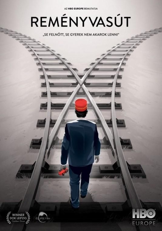 Reményvasút magyar plakát