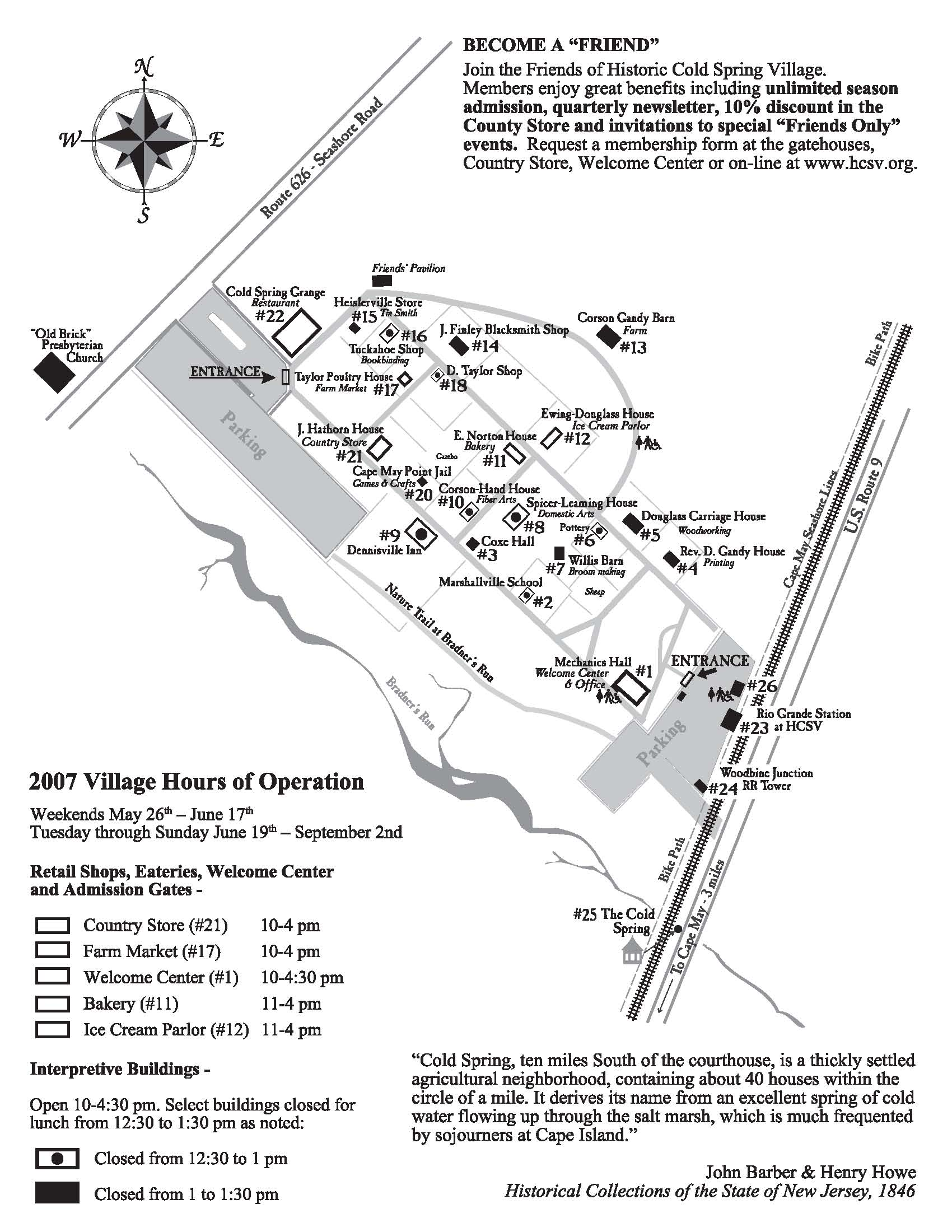 2008 Chronicle Pg  2 (Map)