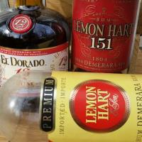 Stocking the Tiki Bar: Rums