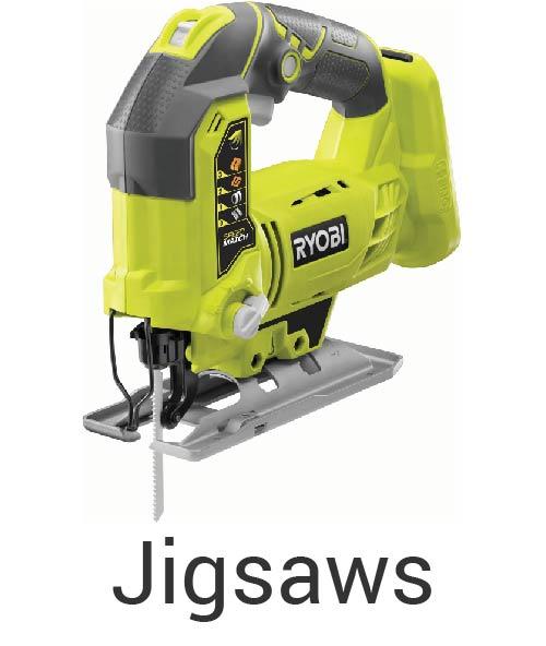 Cordless Jigsaws - Category