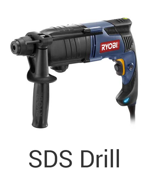 Corded SDS Drill - Category
