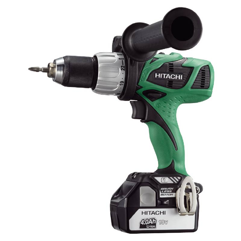 Hitachi 18V Brushless Combi Drill Reviews