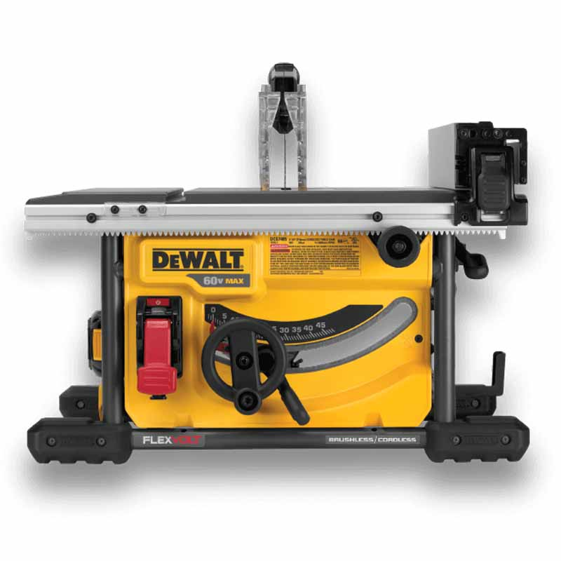 DEWALT FlexVolt 60V MAX Cordless Table Saw Reviews