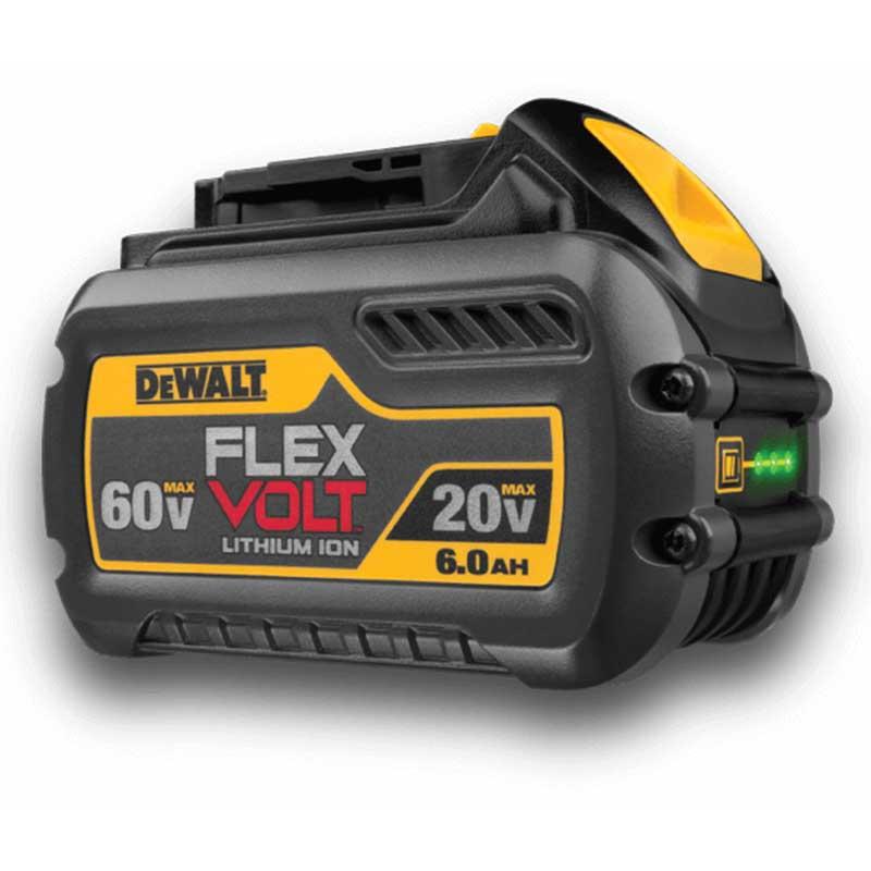 DEWALT FLEXVOLT 60V 6Ah Battery Reviews