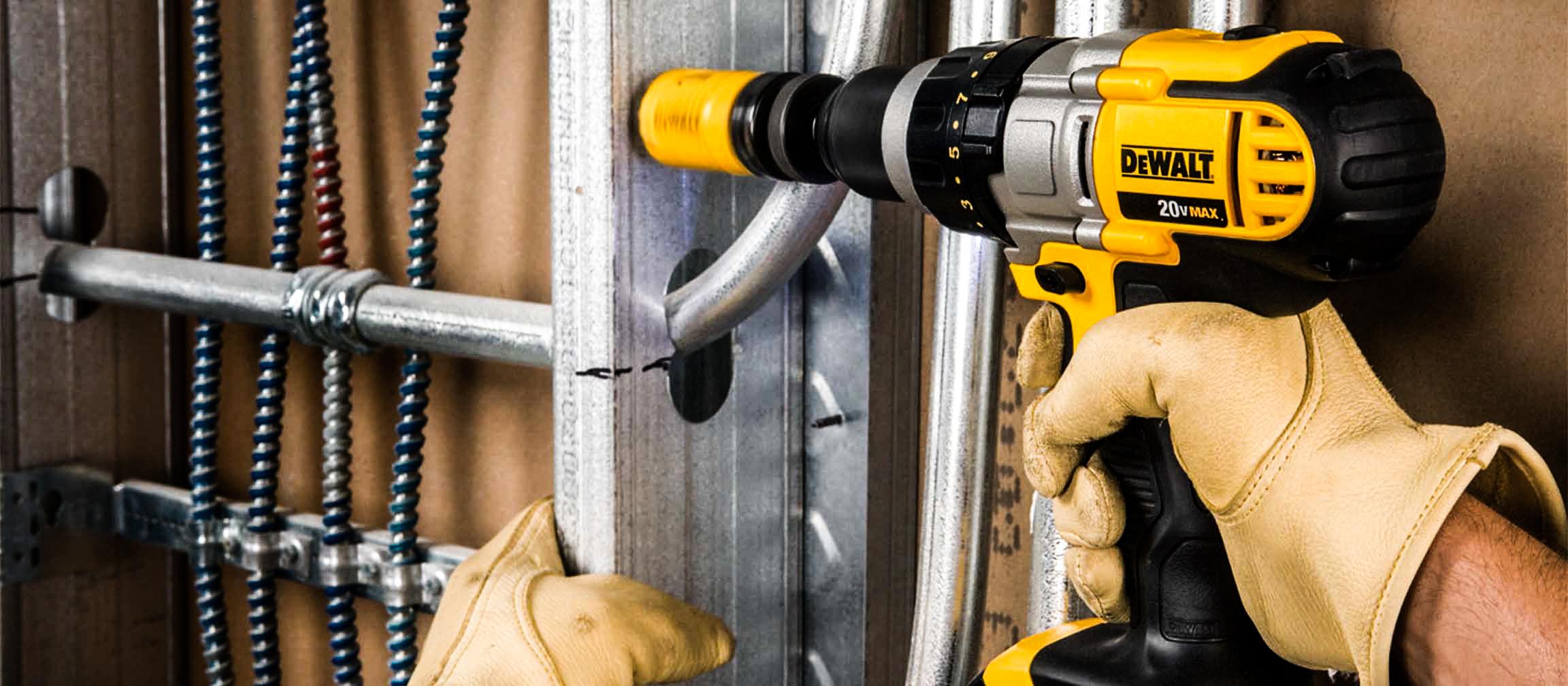 DIY Power Tools - DEWALT Drill