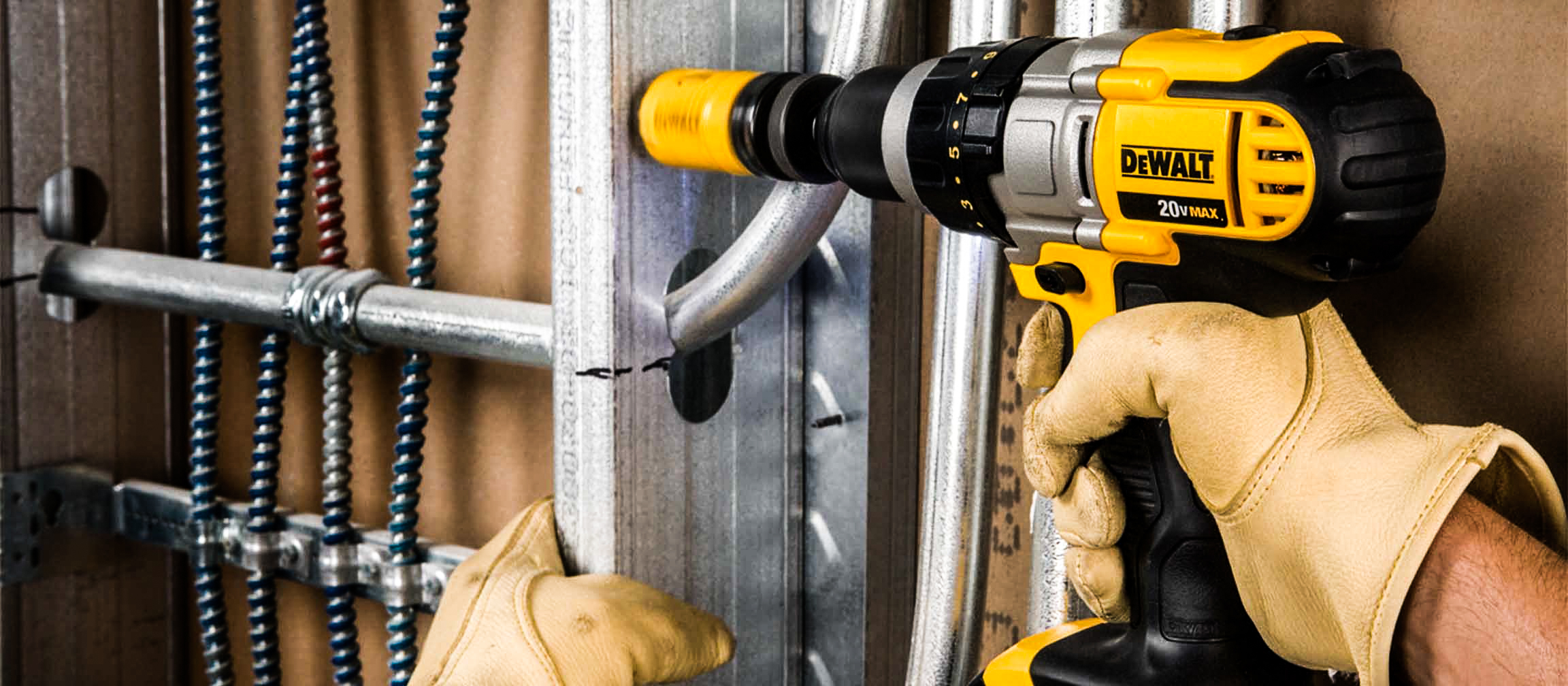 DIY Power Tools - DEWALT Drill