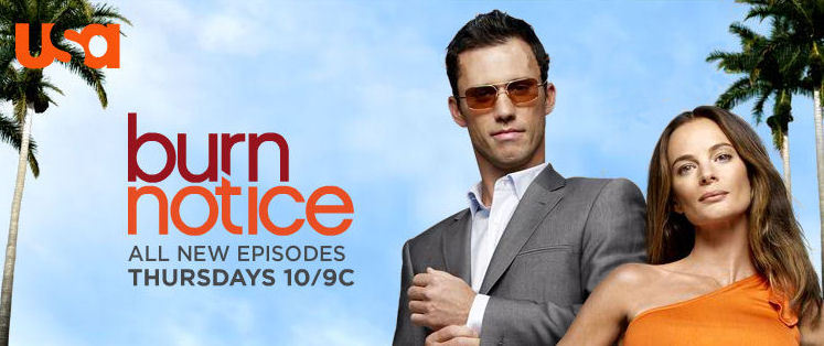 Burn Notice saison 2 épisode 16 streaming dans Series burn-notice