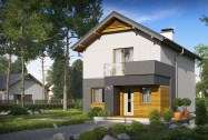 Rate La Dezvoltator - Casa ieftina Parter si Mansarda