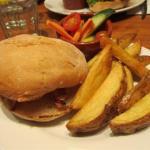 Fine Burger Co Chicken Burger