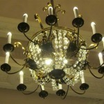 Tempus Restaurant Chandelier Lighting