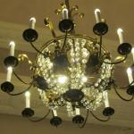 Tempus Restaurant Chandelier Lighting