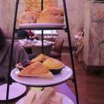 Tempus Restaurant Afternoon Tea