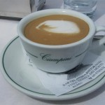 Ciampini Cafe du Jardin Cappucino