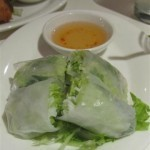 Cafe VN Summer Rolls