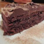 Dolcetto Chocolate Fudge Cake