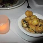 Joe Allen Minted New Potatoes
