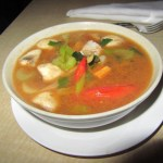Taste of Siam Tom Yum Kung Soup