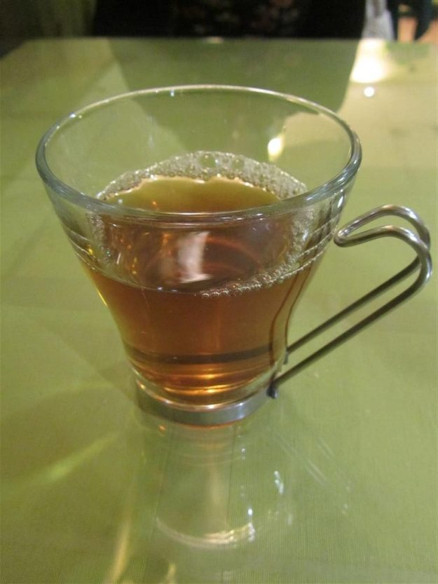 Yerbabuena Fennel Tea
