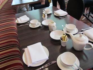 Axis Tea Setting