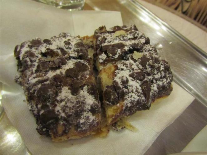 La Bottega del Caffe Fornarina al Cioccolato