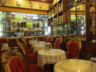 La Bottega del Caffe Interior